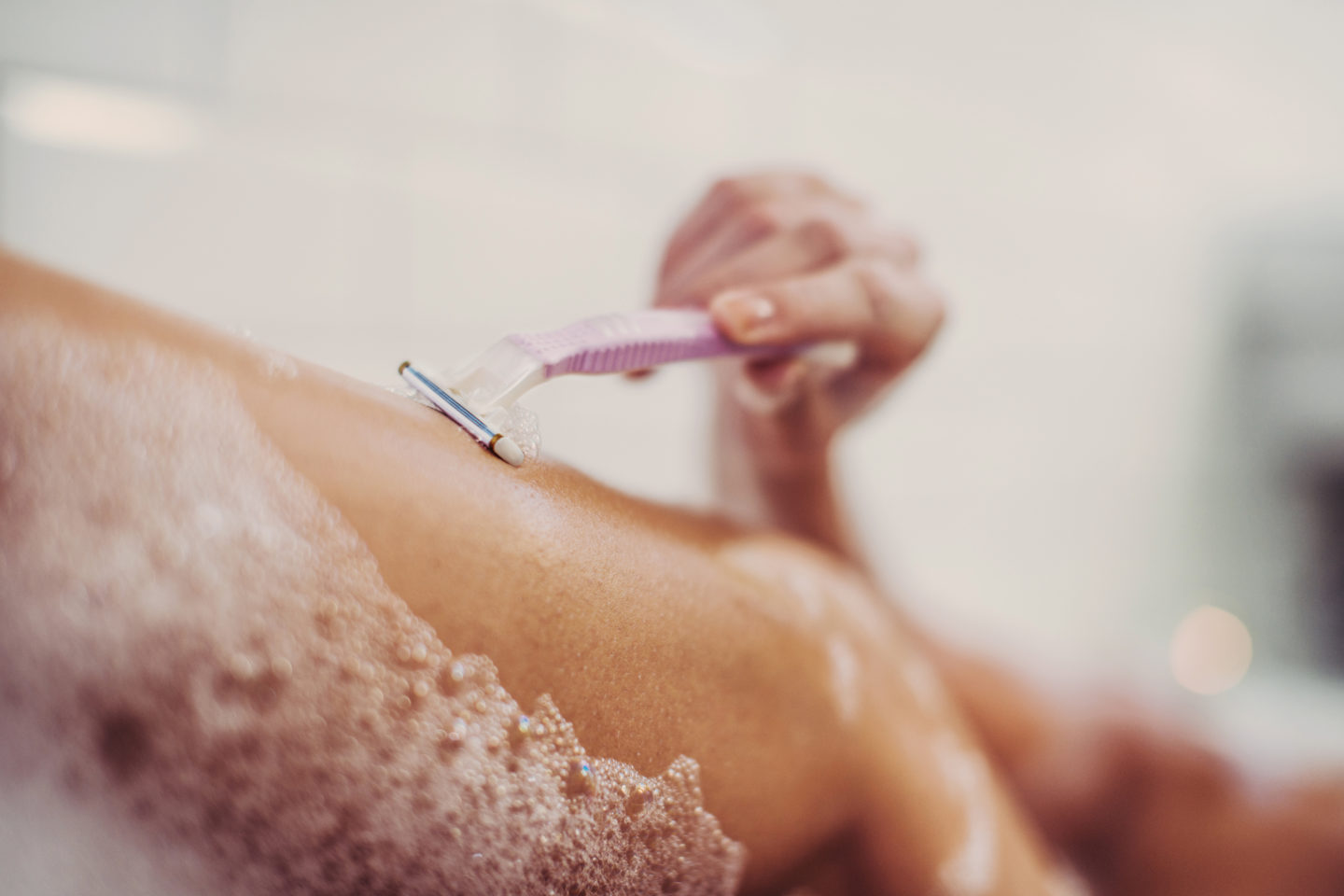 Here's How Being Pressured Into Shaving My Body Hair Has Impacted My Self-Confidence